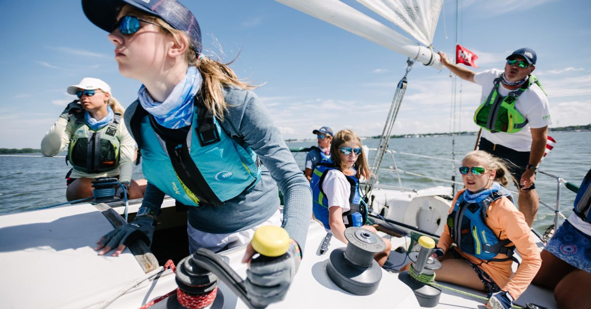 Win(d) over Cancer - More Kids on Sailboats