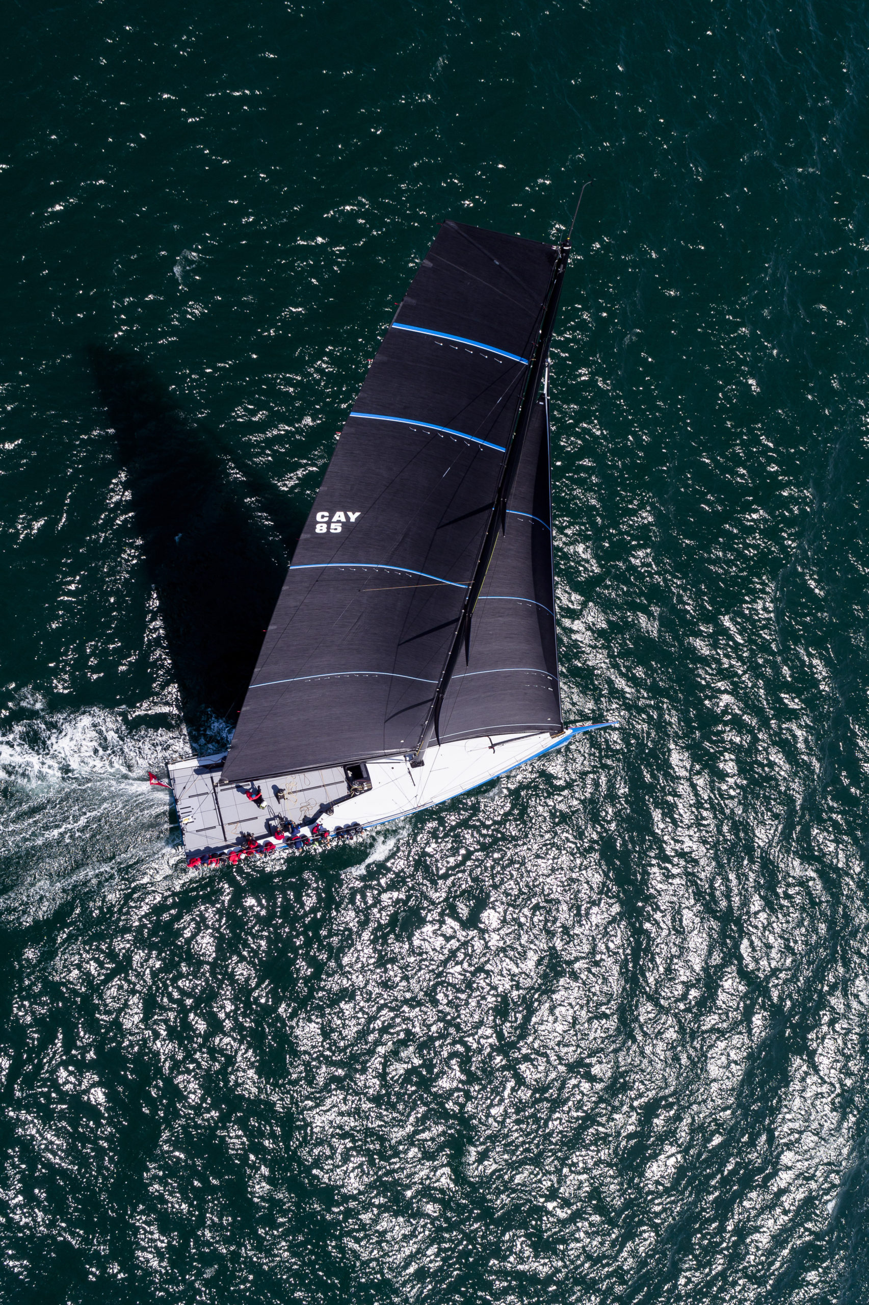 sailing stratis yachting technology doyle sails a most robust pedigree