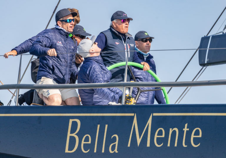USA45 Bella Mente Hap FauthMaxi 72NYYC / STC / RORCNaples, FL, USA  2020 RACE WEEK AT NEWPORT PRESENTED BY ROLEX